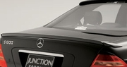 Junction Produce Ares Rear Wing 3pc Mercedes S-Class W220