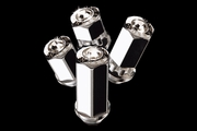 Garson DAD Crystal Jewel Wheel Lug Nuts