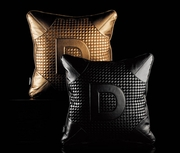 Garson Luxury Cushion Type VEGA Leather Pillows *SALE*