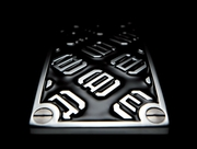 Garson Luxury Pedals Type Monogram