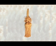 Junction Produce Fusa Kiku Knot Medium (Gold) *SALE*