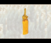 Junction Produce Fusa Kiku Knot Medium (Yellow) *SALE*