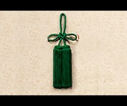 Junction Produce Fusa Agemaki Knot (Green)