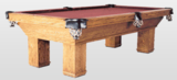 Golden West Virginia Pool Table CALL FOR PRICE