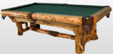 Golden West Montana Pool Table