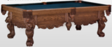 Golden West King Leo Pool Table