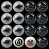 Carolina Panthers Pool Balls, Billiard Balls