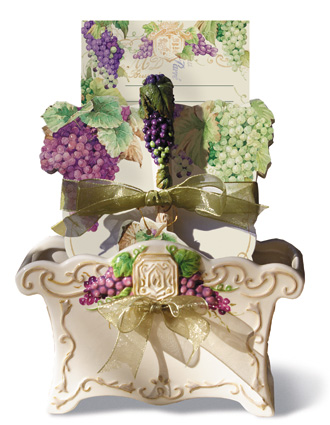 Grapes Desk Gift Set