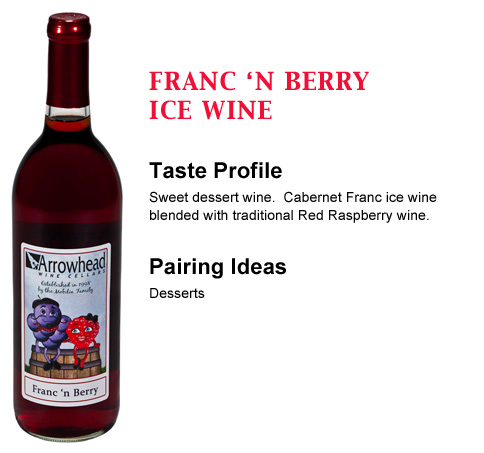 Franc 'n Berry Ice Wine