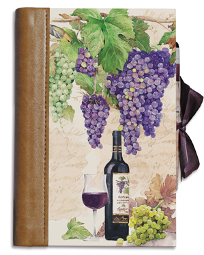 Grapes Deluxe Journal