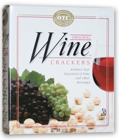 Wine Crackers 10oz Box