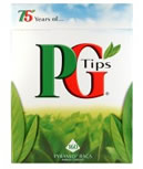 PG Tips 160 Count
