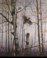 MAASS:  AUTUMN DAY - WOODCOCK</a><br><b>-- SOLD OUT</b>