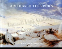 THORBURN:  ARCHIBALD THORBURN<BR>- HARDBOUND