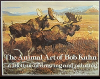 "KUHN:  THE ANIMAL ART OF BOB KUHN</a><font color=""#ffffff""><br>- Softcover</font><br><b>- SOLD OUT</b>"
