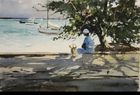 RENESON: AFTERNOON BREAK</a><br><b>- SOLD</b>
