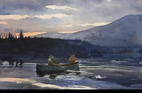 RENESON: CANOE FISHING