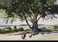 RENESON: CHICKEN WALK</a><br><b>- SOLD</b>