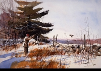 RENESON:  THE GROUSE HUNTER</a><br><b>- SOLD</b>