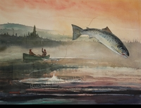 RENESON: LANDLOCKED SALMON