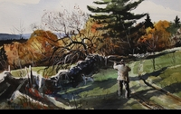 RENESON: OVER THE WALL - GROUSE</a><br><b>- SOLD</b>