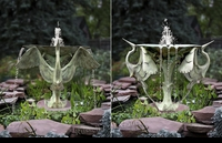 HERON:  HERON FOUNTAIN