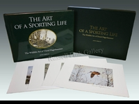 HAGERBAUMER:  THE ART OF A SPORTING LIFE:<br>The Wildlife Art of David Hagerbaumer</a><br>- DELUXE EDITION