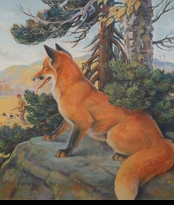 BRANSOM:  SPECTATOR FOX</a><br><b>- SOLD</b>