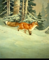 JAQUES:  RED FOX