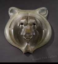 BEAR:  GRIZZLY MASK - <i>Maquette</i>