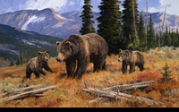 """CARLSON:  WILDERNESS OUTING</a><br><font color=""""#ffffff""""><b>- SOLD</b></font>"""