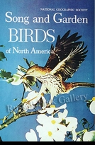 SONG AND GARDEN BIRDS & BIRDS OF PREY<BR>NATIONAL GEOGRAPHIC