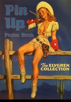 PIN UP POSTER BOOK<br>- THE ELVGREN COLLECTION
