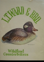 L.T. WARD & BRO. -- WILDLIFE COUNTERFEITERS