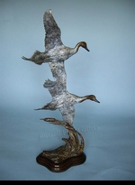 PINTAIL:  GENTLEMEN OF THE MARSH</a><br><b>- SOLD</b>