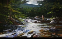 RENESON:  SUMMER TROUT</a><br><b>- SOLD</b>