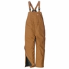 BD30BD Blended Duck Insulated Bib Overall