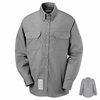 SLU2SY EXCEL- FR COMFORTOUCH Silver Grey Dress Uniform Shirt