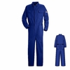CED2RB EXCEL- FR�  Royal Blue Deluxe Contractor Coverall