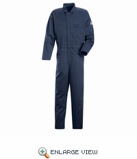CEH2NV Bulwark EXCEL-FR™ Navy Industrial Coverall