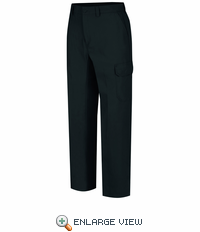 WP80BK Wrangler Functional Black Cargo Work Pant