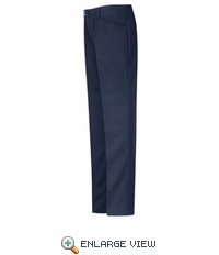 PMW3NV Women's Navy Flame Resistant CoolTouch® Work Pant