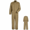 CNC2TN NOMEX® IIIA 4.5oz Tan Contractor Coverall