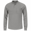 SML2 Flame Resistant Long Sleeve Henley Shirt- CoolTouch®2 (3-Colors)