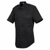 HS1230 Men's Black Short Sleeve Sentry Plus Shirt