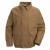 JLB8BD EXCEL- FR™ COMFORTOUCH™  Brown Duck Lined Bomber Jacket