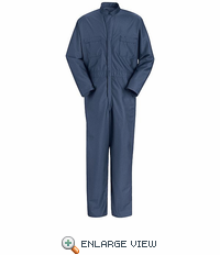 CK44 ESD/Anti-Static Operations Navy Coverall