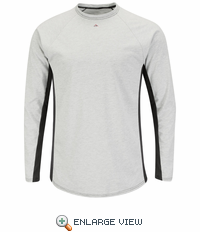 MPU8 Flame Resistant EXCEL FR® Long Sleeve FR Two-Tone Base Layer
