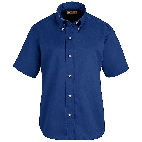 Royal blue button down shirt is shirt for Royals button up shirt