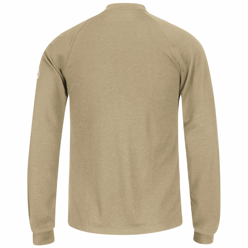 aae1581cefbf SML2 Flame Resistant Long Sleeve Henley Shirt- CoolTouch®2 (3-Colors)
